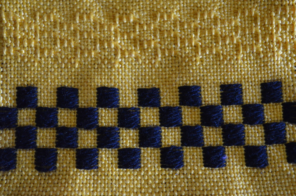 block weave / warporweft.com