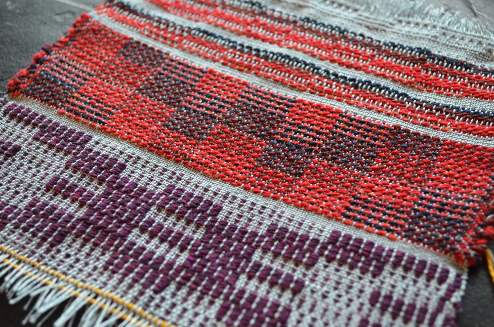 crackle and boundweave / warporweft.com
