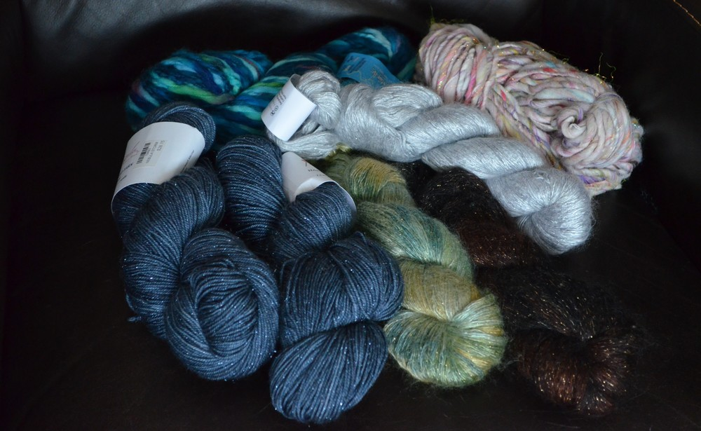 Yarn Stash / warporweft.com