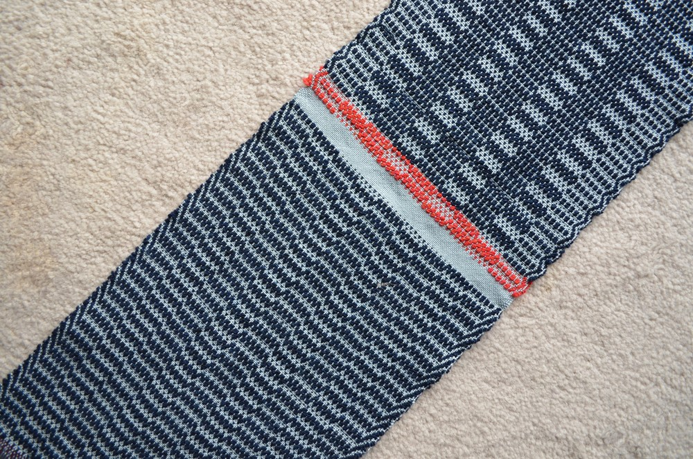 Crackle Twill Weaving / warporweft.com
