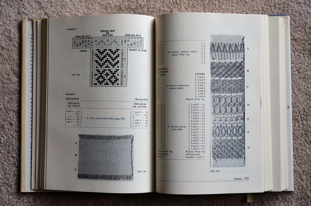 The Key to Weaving / warporweft.com
