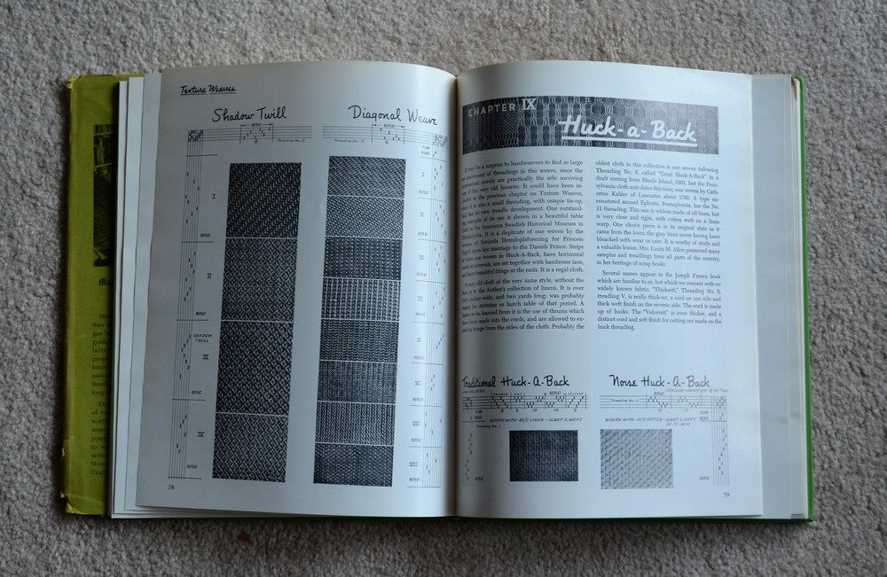 Must have weaving books / warporweft.com
