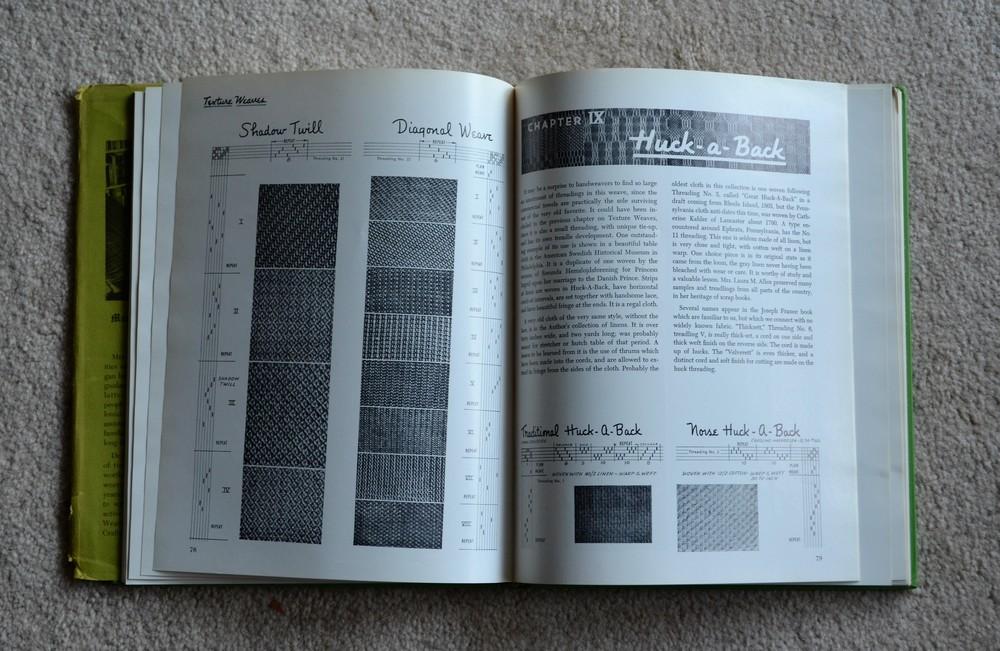 Must have weaving books / warporweft.com