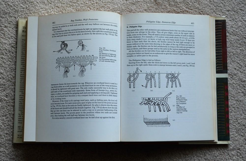 Best weaving books / warporweft.com