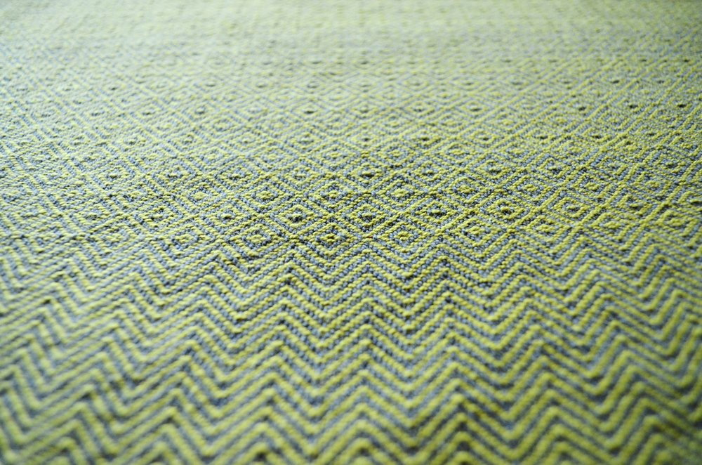 Handwoven Towels Landis Valley Linen Weave / warporweft.com
