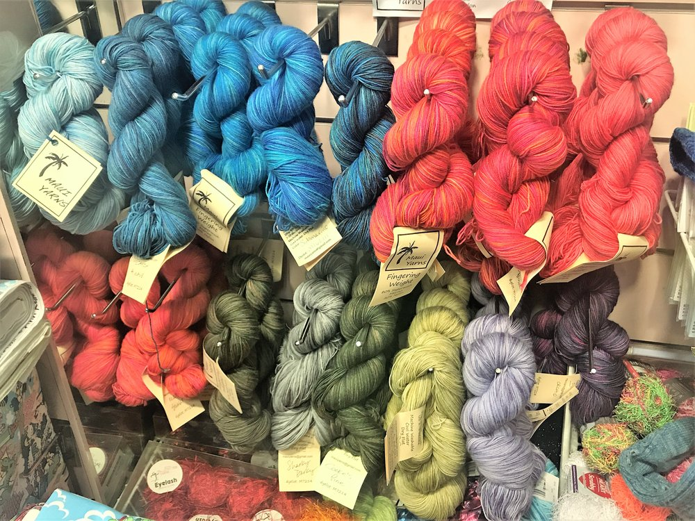 Maui Yarns / warporweft.com