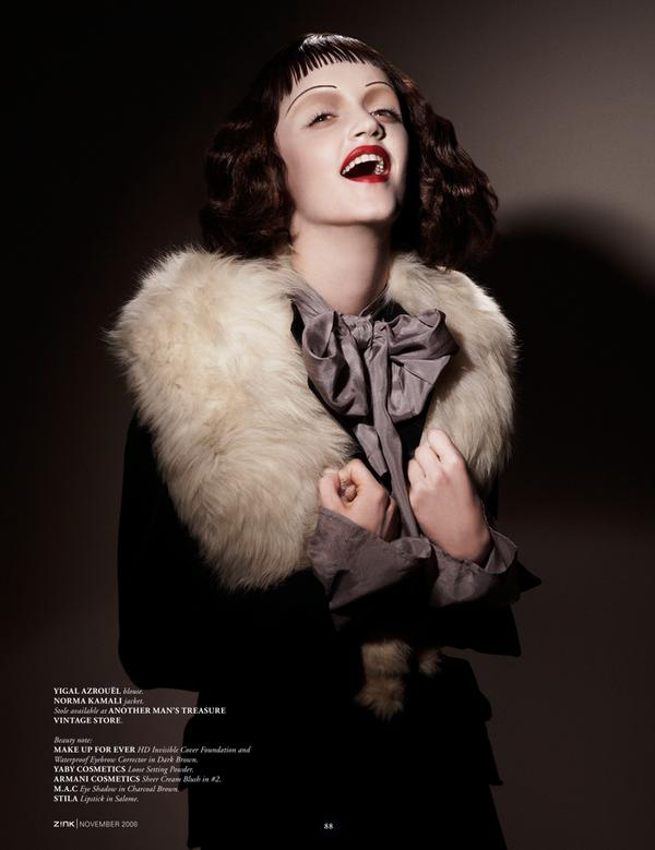 Zinc Magazine - November 2008