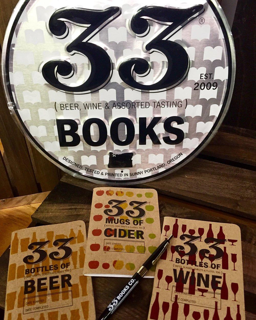 33 Books