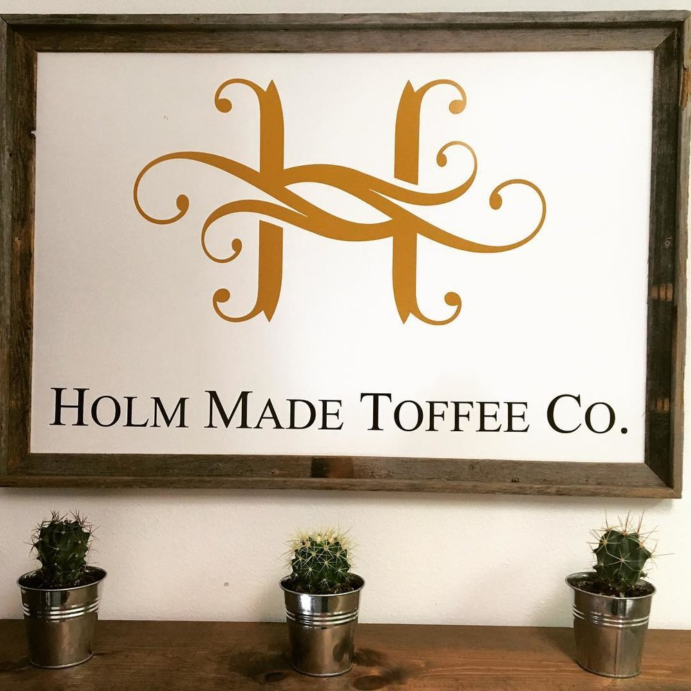 Holm Made Toffee, Bend, Oregon