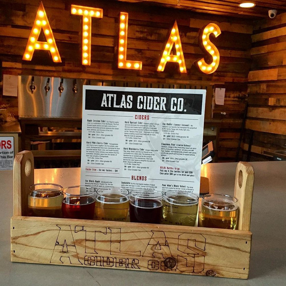 Atlas Cider, Bend