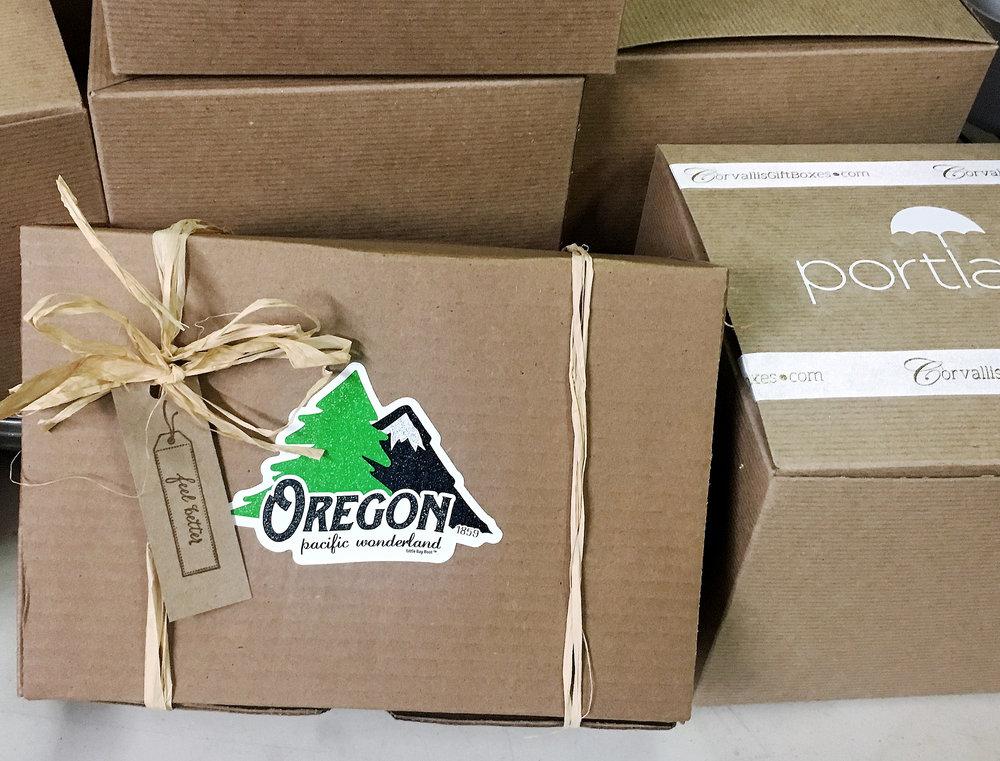 Oregon Pacific Wonderland