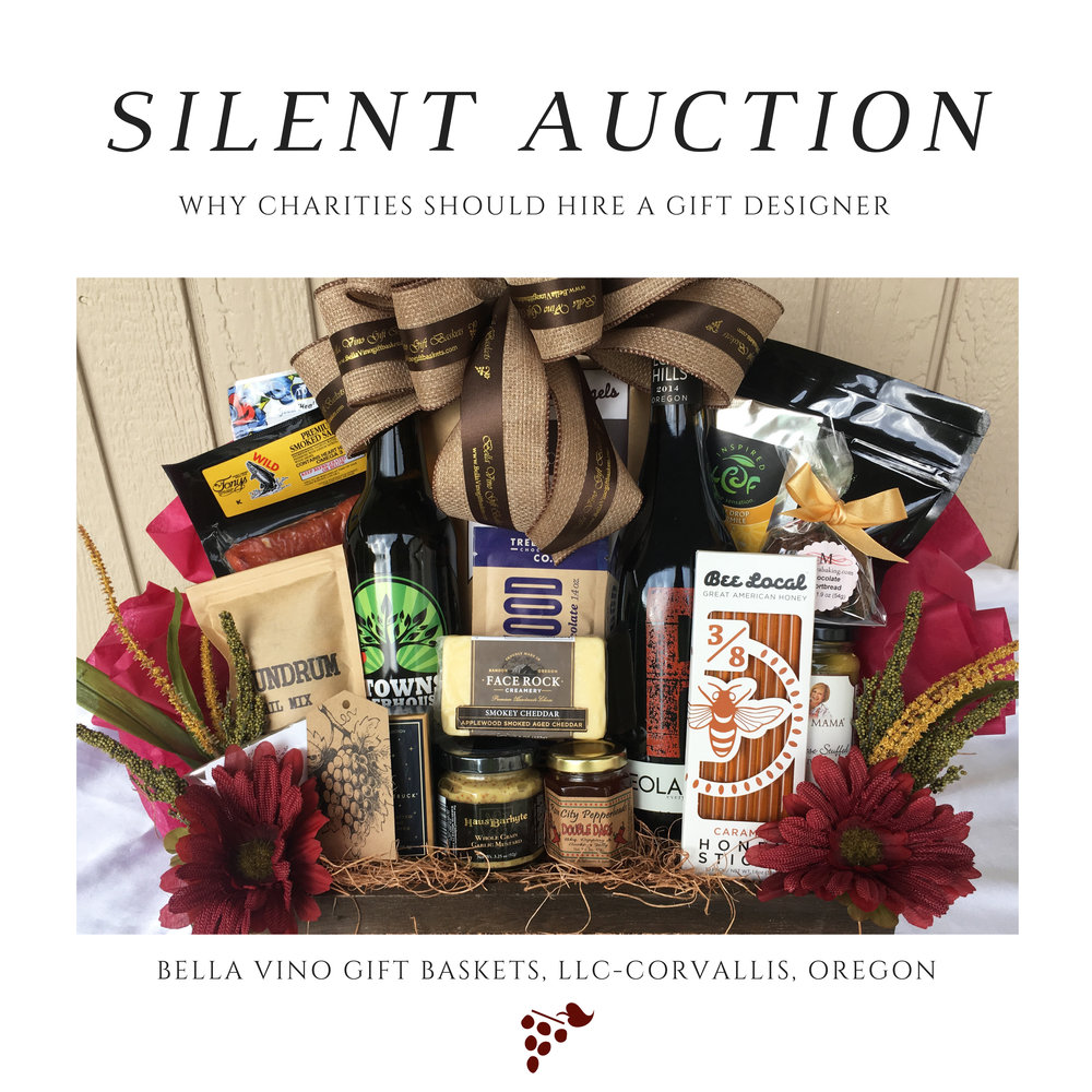 Silent auctions maximizing roi by hiring a gift designer solutioingenieria Image collections