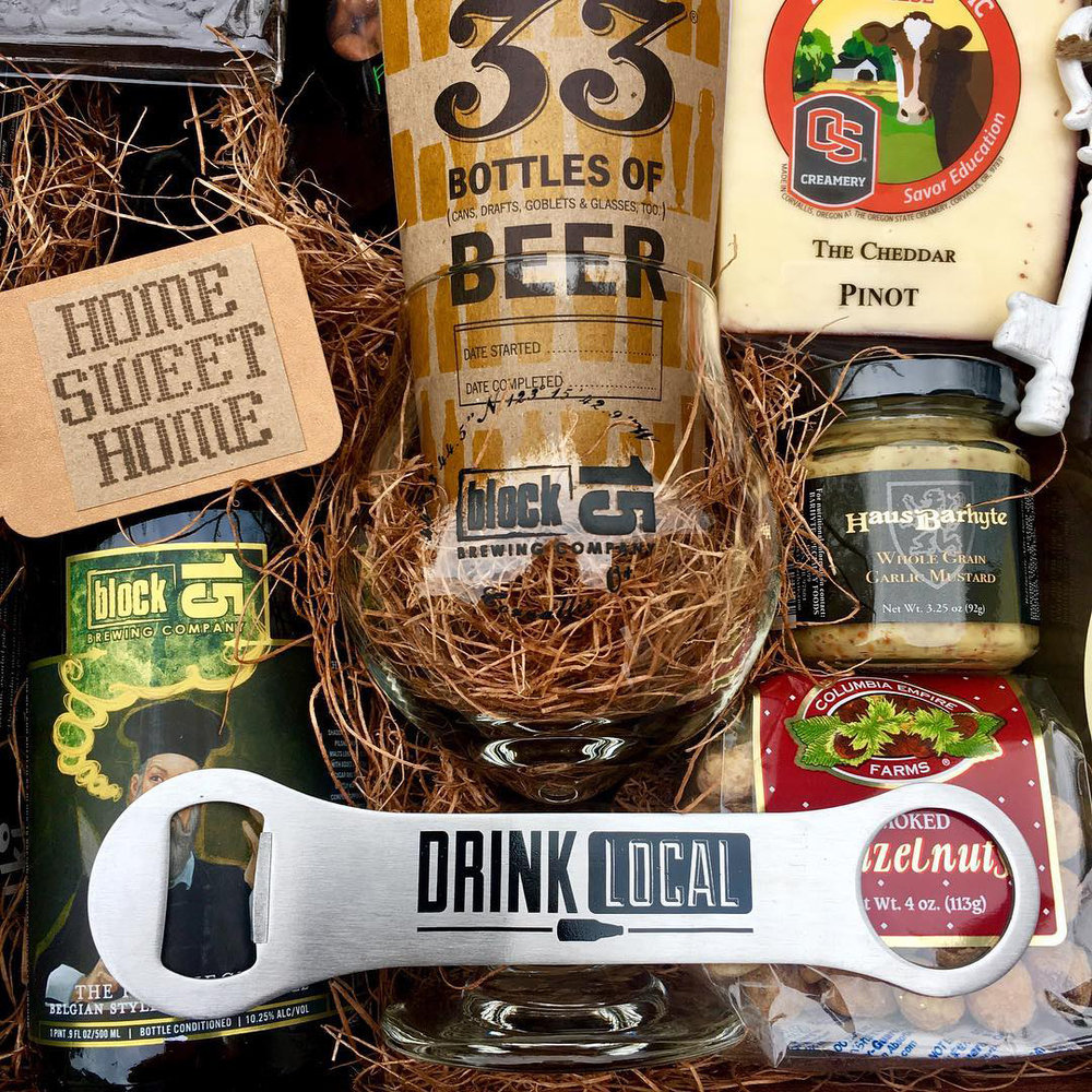 Drink Local Gift Tray