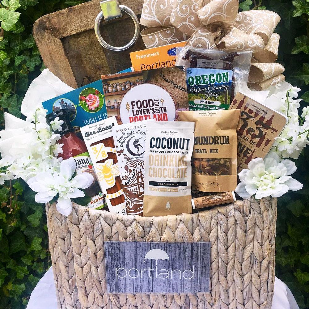 Portland Foodie Gift Basket
