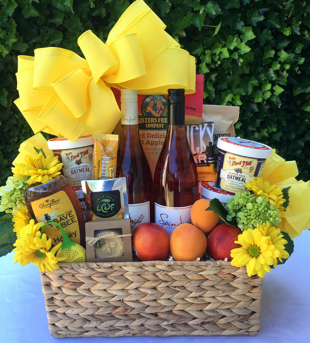fruit fresh flower wine bella vino gift baskets.jpg