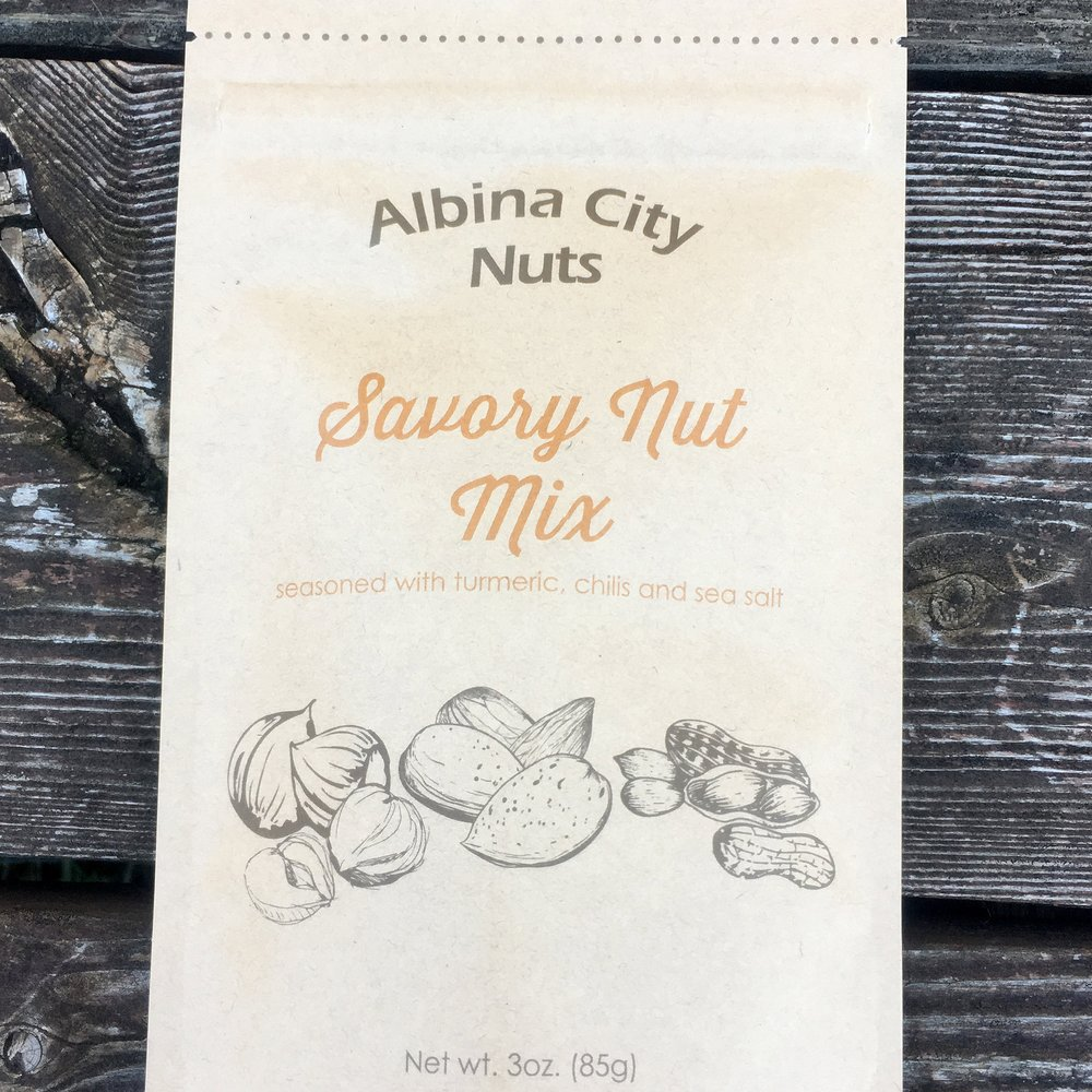 Albina City Nuts, Portland
