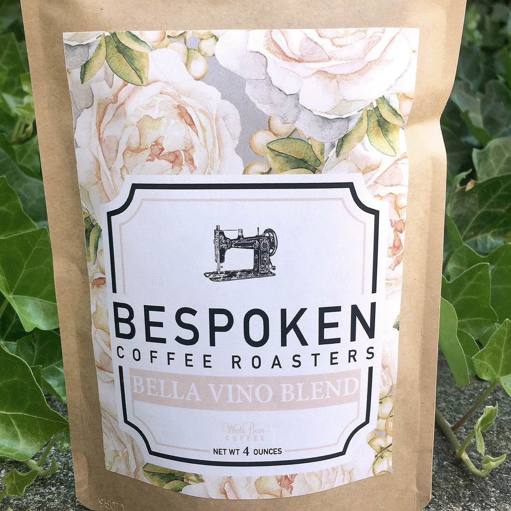 Bespoken Bella Vino Blend Coffee