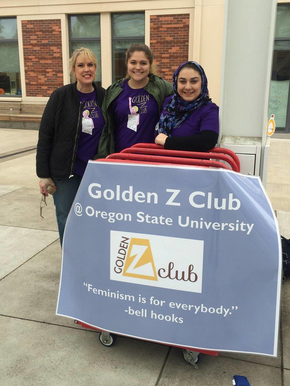 Golden Z Club Survivor Drive