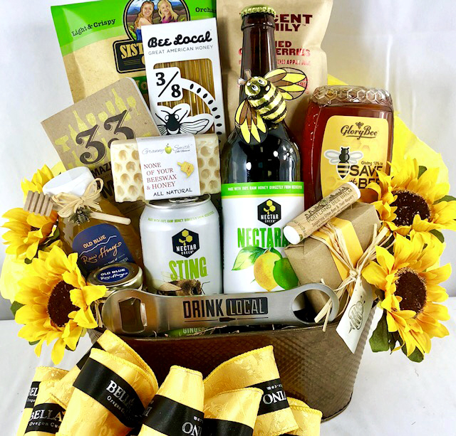 Nectar Creek Gift Basket