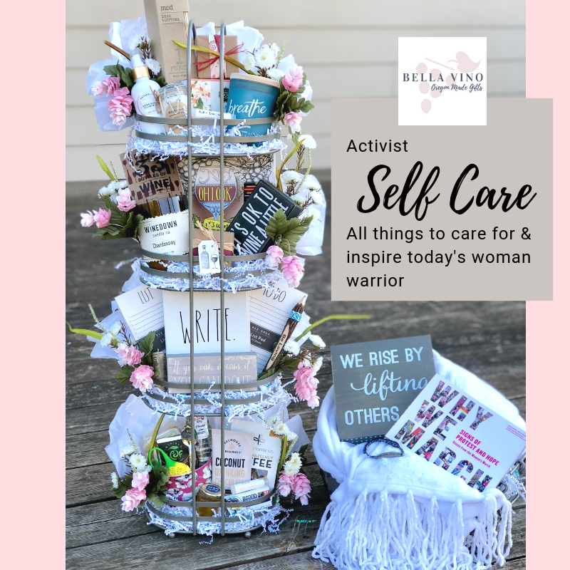Activist Self Care Gift Basket