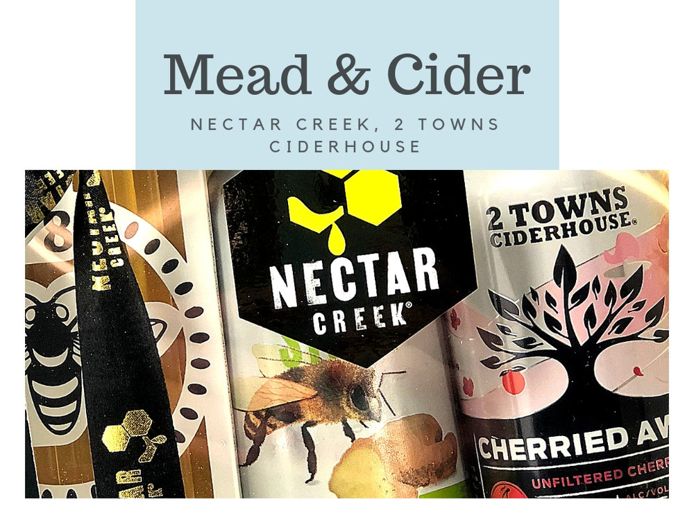 Oregon Mead and Cider Gifts