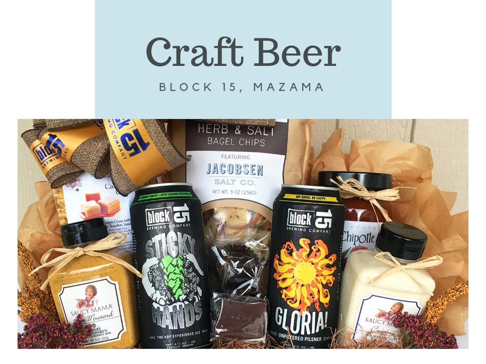 Oregon Craft Beer Gifts