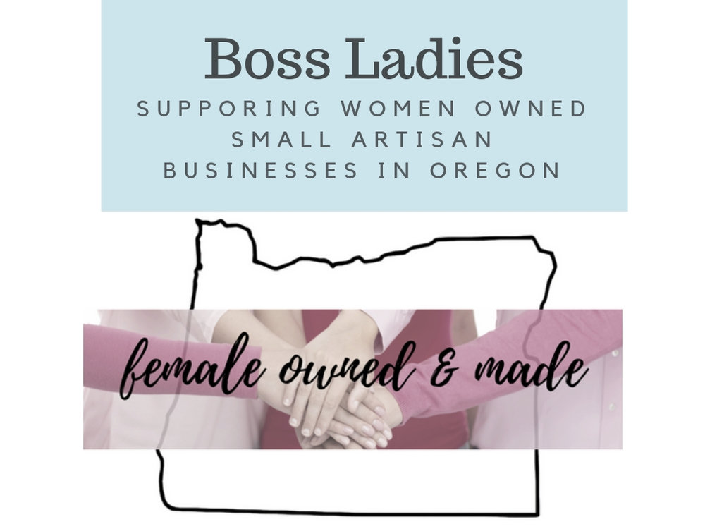 Give a gift that supports female entrepreneurs in Oregon