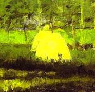 Duchamp, Landscape at Blainville 1902.jpg