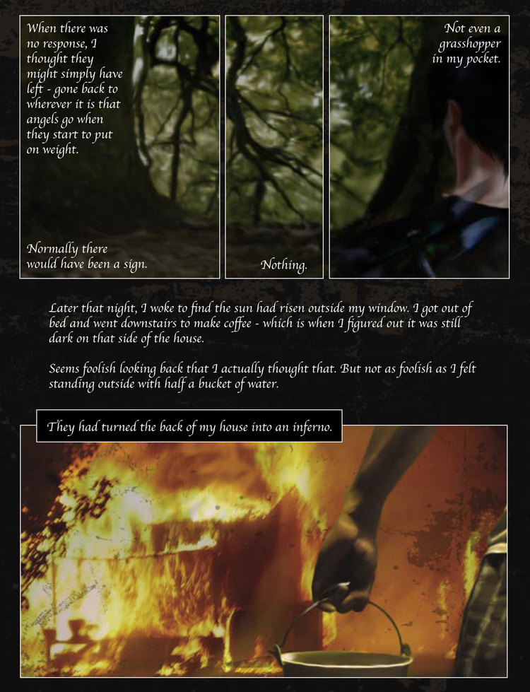Fire Sermon 3