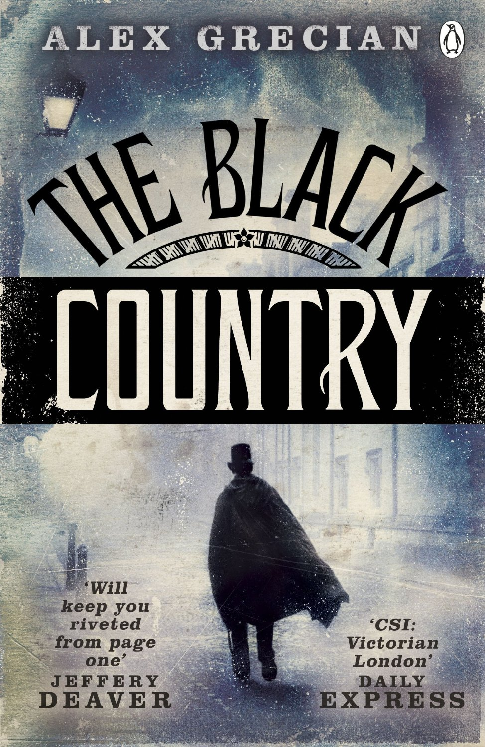 Alex Grecian, The Black Country