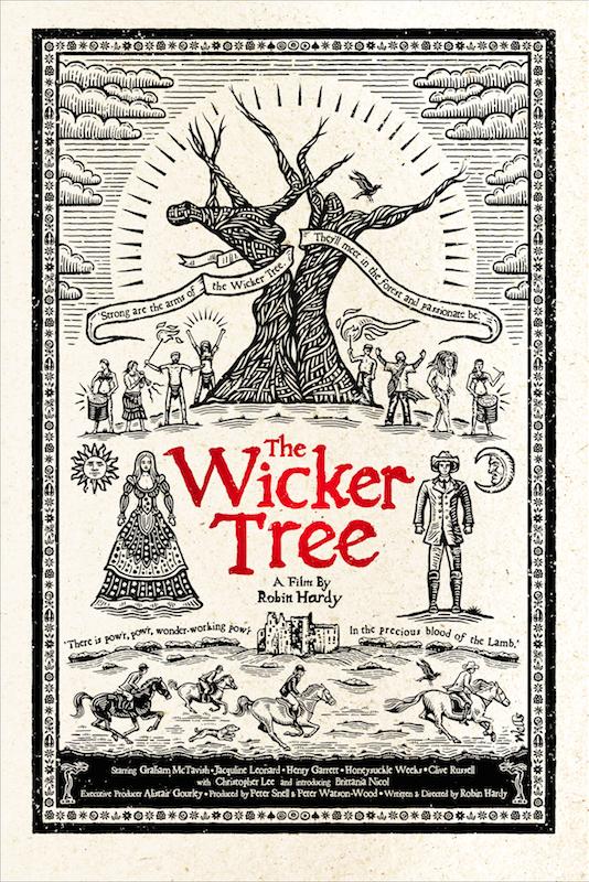 Wicker Tree Richard Wells