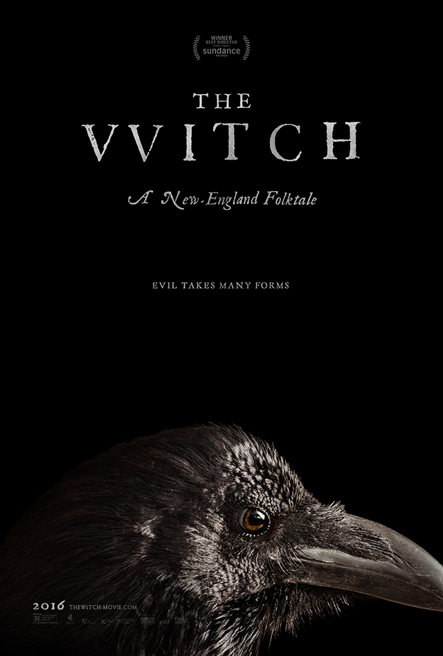 The Witch Movie Poster Raven Variant