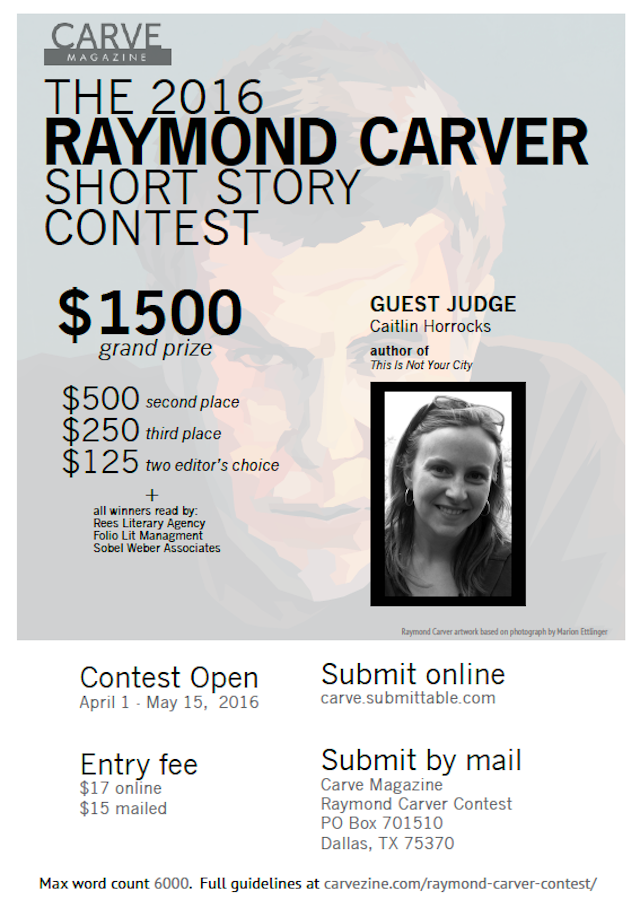 Raymond Carver Short Story Content - Sion Smith News