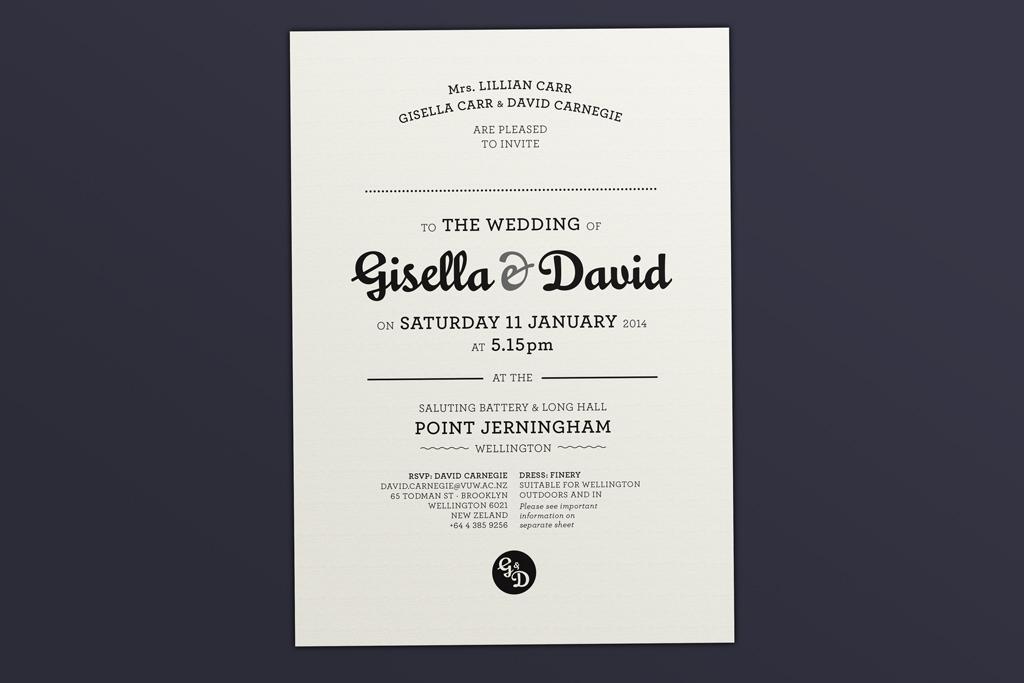 Invitations — Design with Nic