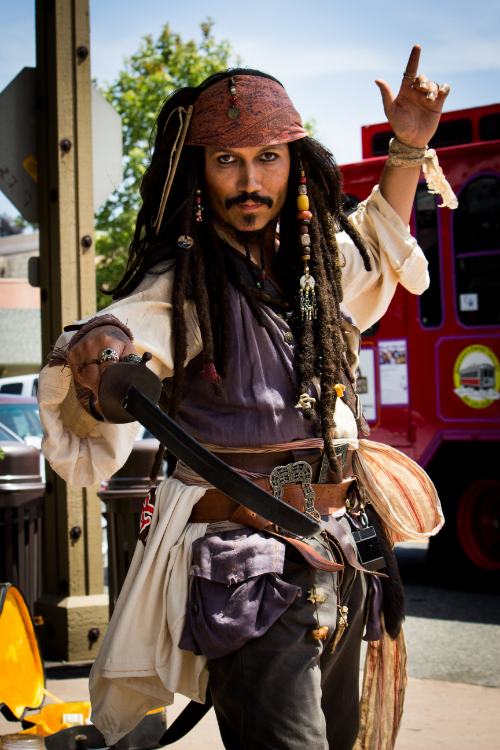Mark My Captain Jack