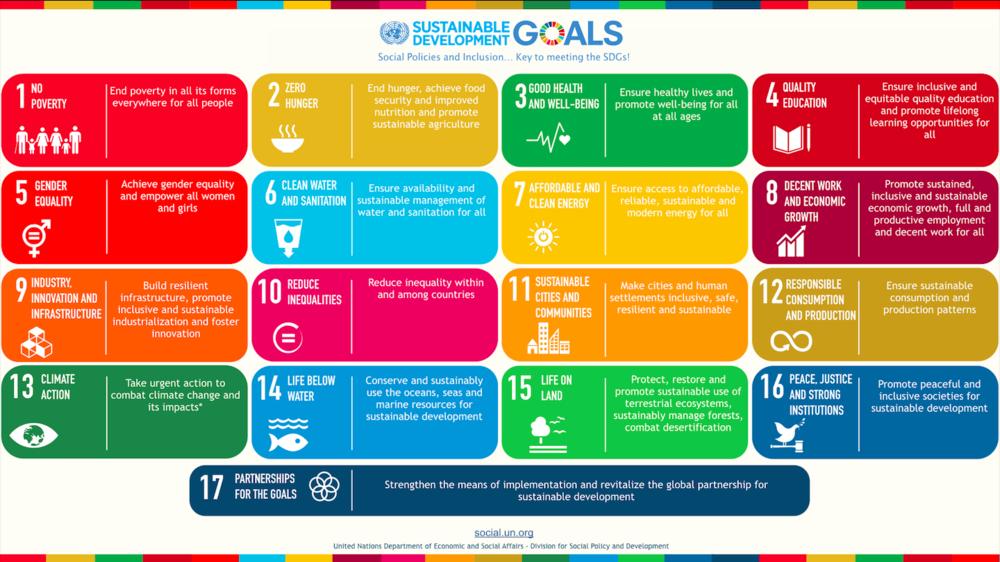 SDG Goals and Targets PDF