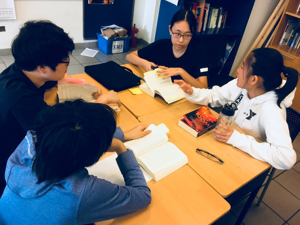 Discussing literature needs to be both fun and rigorous for rich discussions, appreciation for author's craft, and complete literacy opportunities via reading, speaking, listening, and thinking like a writer.