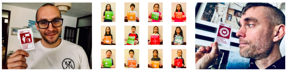 Understanding the SDGs and Targets provides us with the global foundations for meaningful problem solving