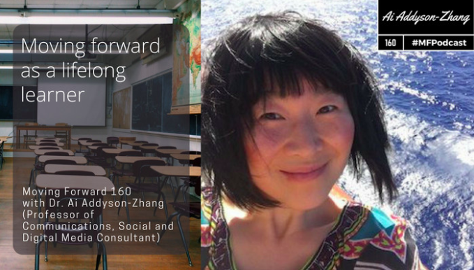 Ai Addyson-Zhang, Ph.D. , is a community building expert who consults on digital learning and storytelling. She trains academic and industry leaders to leverage digital storytelling to humanize their brands and create impactful community engagement.