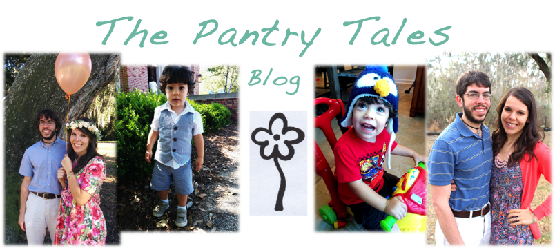 The Pantry Tales