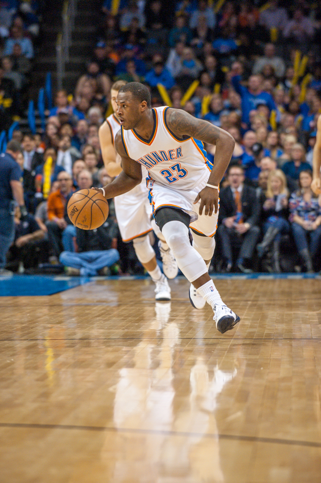 02-24-15 Pacers @ Thunder