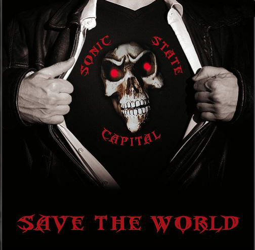 "Finally  Pre Order ""Save The World"" by Sonic State Capital"
