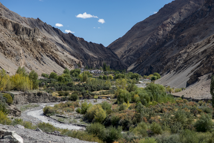 Markah Valley -