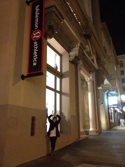 San Fransisco Grant Avenue -http://www.lululemon.com/sanfrancisco/unionsquare?sli=1