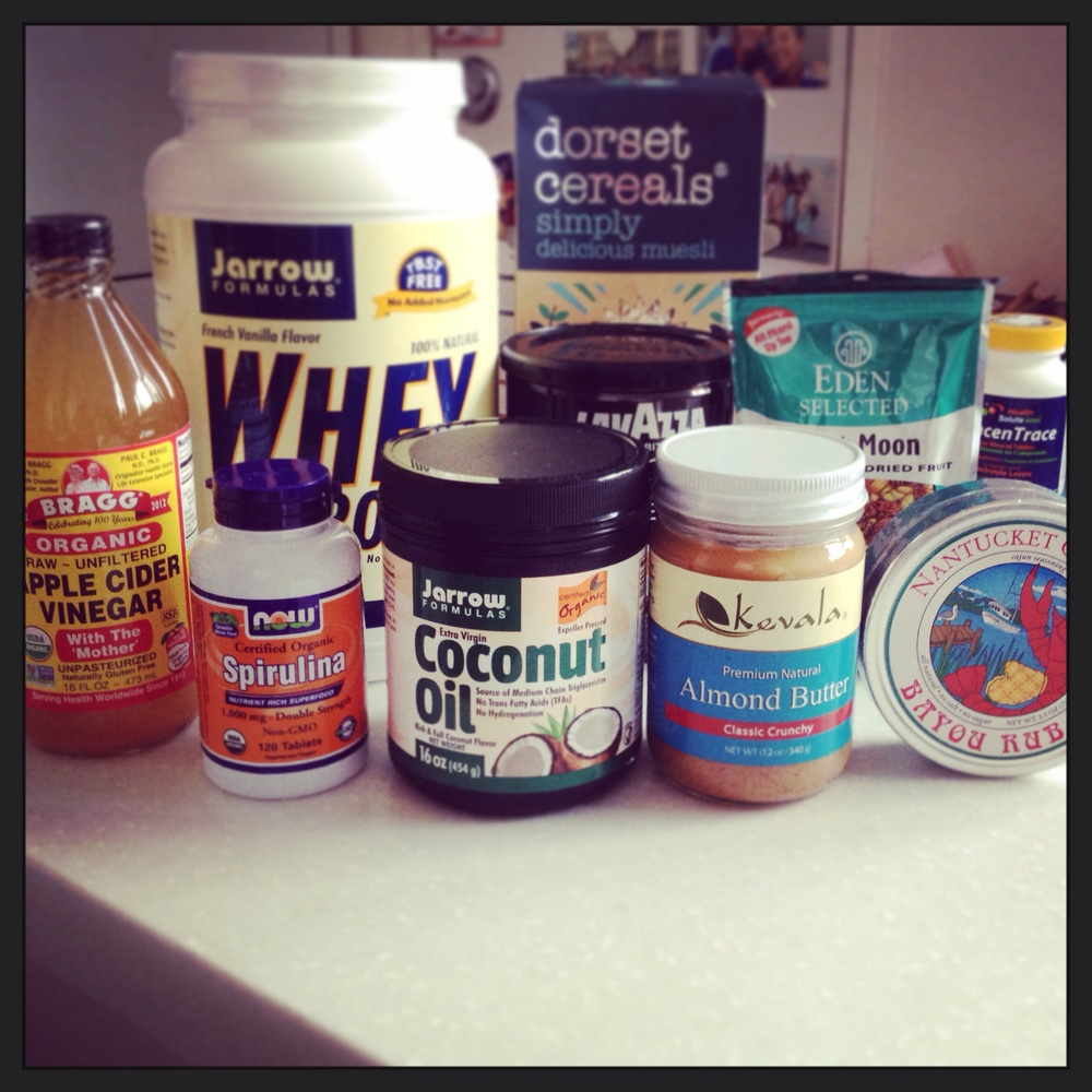 My first delivery of iherb in Seoul! If you are curious on what I ordered, see the detailed list  HERE!