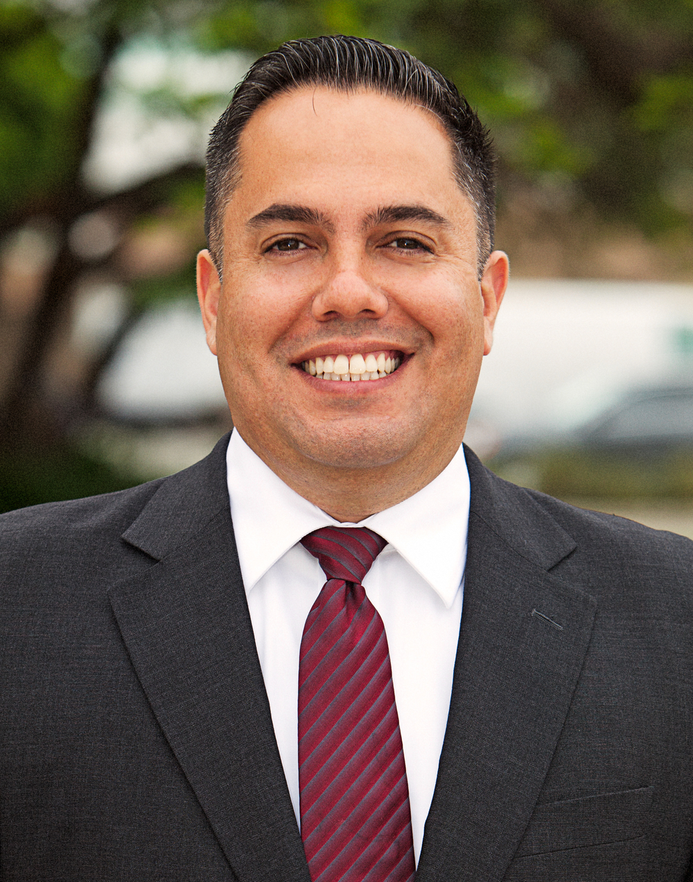 Mayor Alex Vargas
