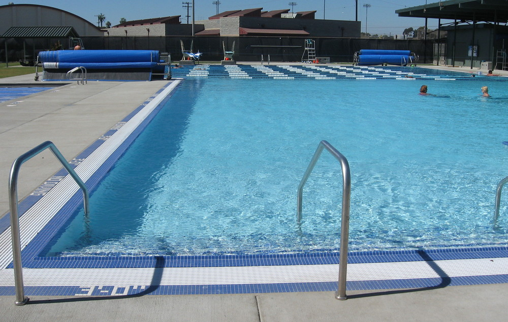 Hawthorne pool photo