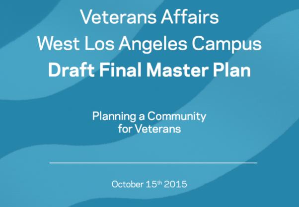 Veterans Affairs West LA Campus Draft Final Master Plan image