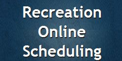 Recreation Online Scheduling