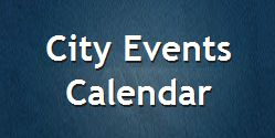 City Events Calendar